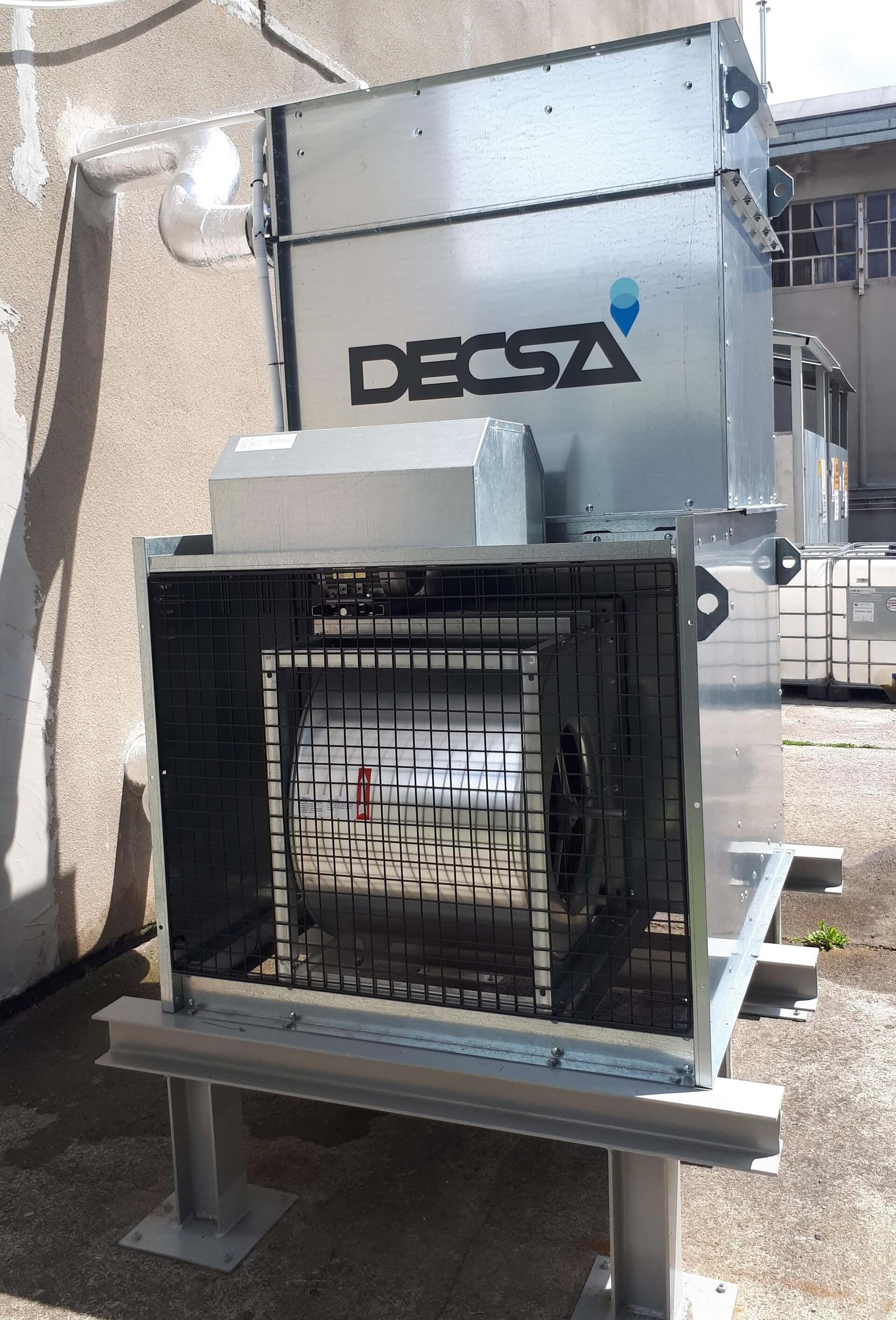 Urządzenia do chłodzenia wody - Wieża chłodnicza